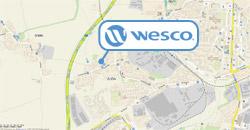 wesco-mapa